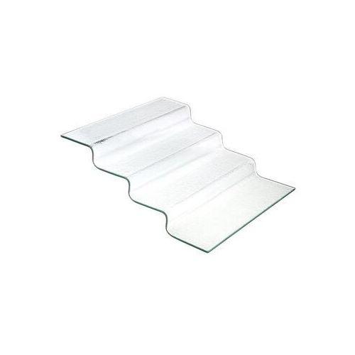 Schodki szklane - 4-stopniowe proste