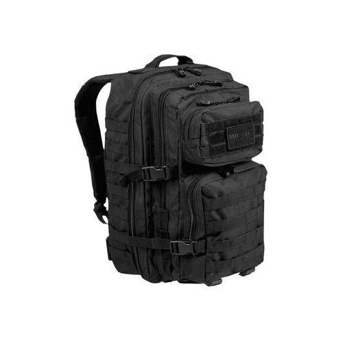 Mil-tec Plecak taktyczny assault 36l duży black (14002202) (4046872260520)