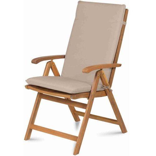 fdzn 9006 pokrowiec na krzesło, brązowy marki Fieldmann