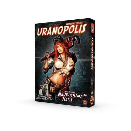 Neuroshima HEX 3.0 Uranopolis PL