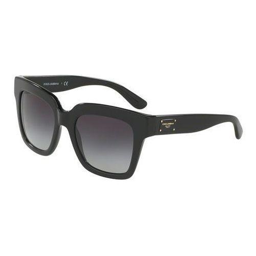 Dolce & gabbana Okulary słoneczne dg4286f asian fit 501/8g