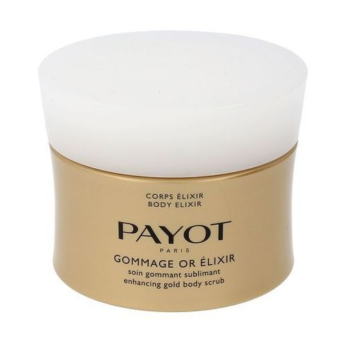 PAYOT Corps Elixir Enhancing Gold Body Scrub peeling 200 ml tester dla kobiet