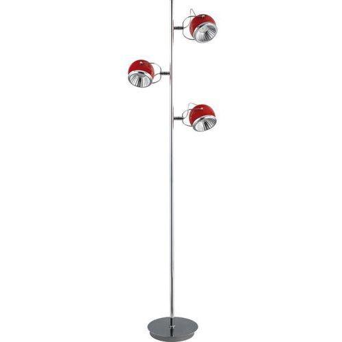 Lampa Podłogowa SPOTLIGHT Ball 1509996 Czerwony + DARMOWY TRANSPORT!