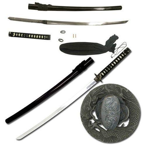 Usa Miecz katana ręcznie kuty z pochwą - full tang sw-341bkd