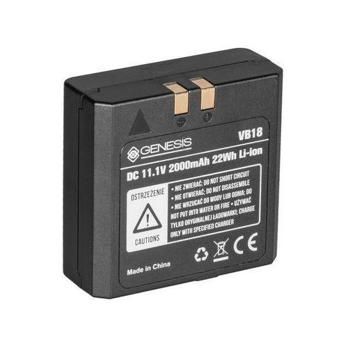 Genesis Gear Stroboss VB-18 akumulator (5901698708931)