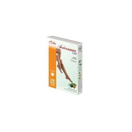 Aries Avicenum 140 - Podkolanówki przeciwylakowe wzmocnione, 486C-5541D