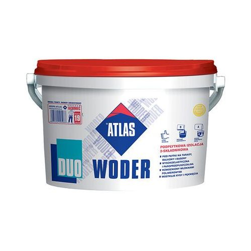 Hydroizolacja Atlas Woder