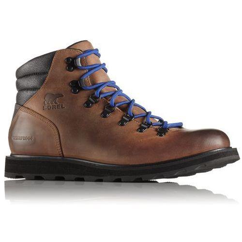 madson hiker buty mężczyźni brązowy 41 2018 trapery turystyczne marki Sorel