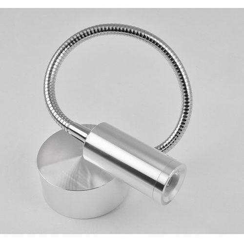 Bpm lighting Kinkiet okuma aluminium polerowane led, 8105.01