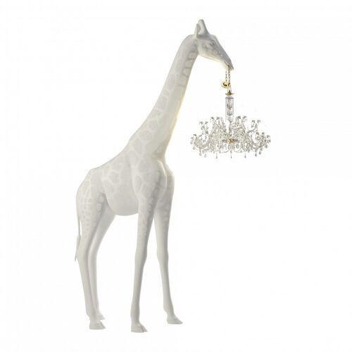 Qeeboo żyrafa lampa zewnętrzna giraffe in love 4 m 19001wh