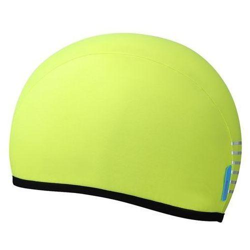 Shimano Ochraniacz na kask high-vis neon yellow one size