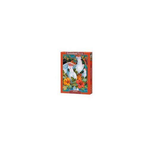 Castor 1500 elementów papugi - poznań, hiperszybka wysyłka od 5,99zł!