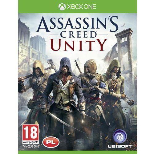 OKAZJA - Assassin's Creed Unity (Xbox One)