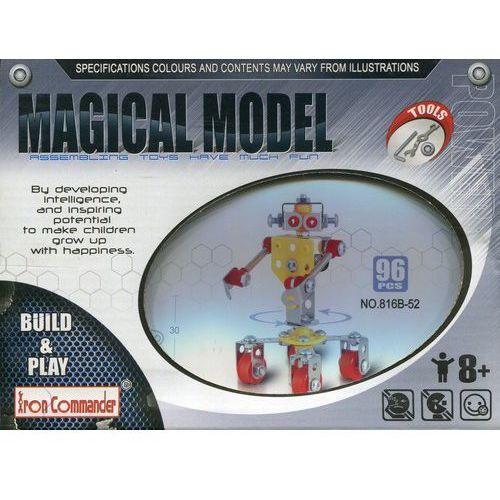 Artyzan Magical model metalowy robot gosposia 96 części
