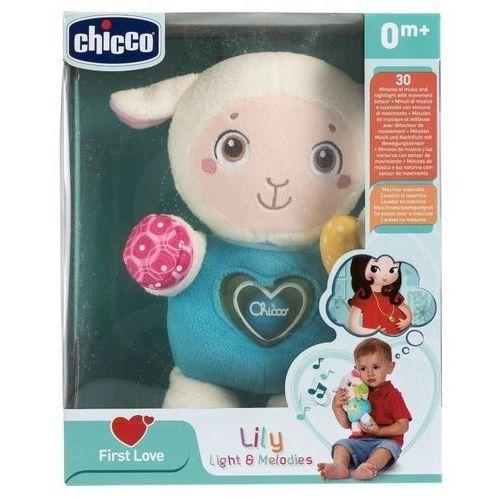 Owieczka z nocną lampka marki Chicco