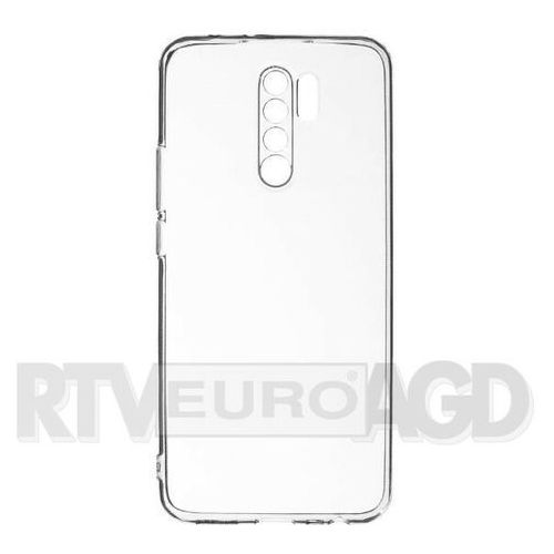 Etui WINNER GROUP Azzaro do Xiaomi Redmi 9 Przezroczysty