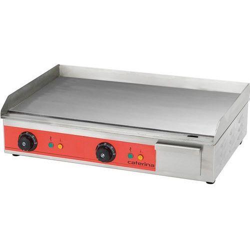 Stalgast Płyta grillowa elektryczna stalowa caterina