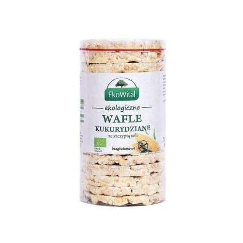 Wafle kukurydziane z solą bezglutenowe BIO (5908249973978)