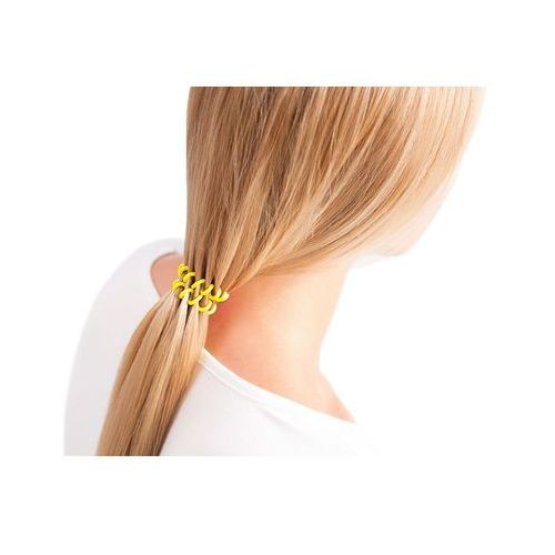 Invisibobble Traceless hair ring submarine yellow gumki do włosów 3szt - (4260285370694)