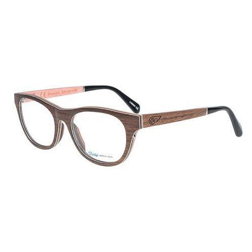 Woodys barcelona Okulary korekcyjne  dalston 140