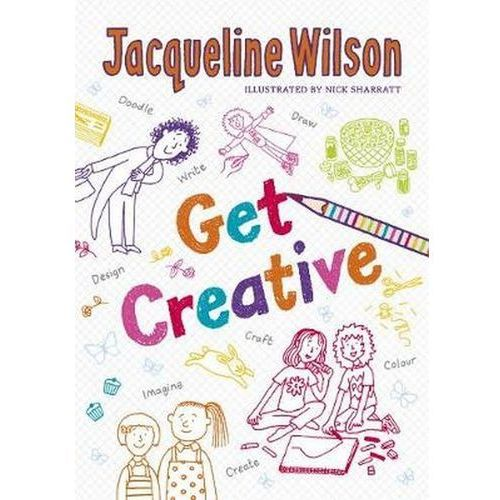 The Get Creative Journal (256 str.)