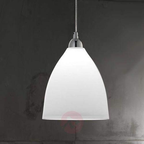 Fabas luce Lampa wisząca 2907-45-102, e27 (Ø) 27 cm, biały