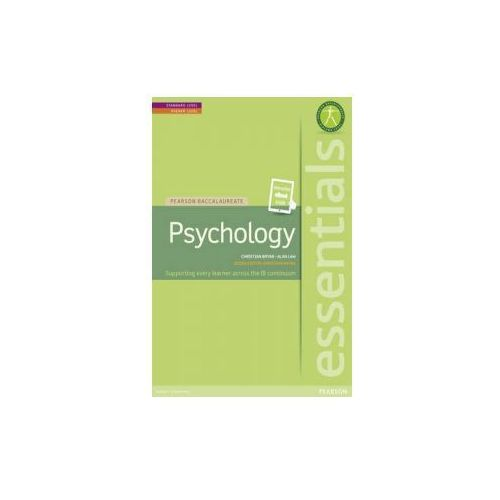 Pearson Baccalaureate Essentials: Psychology Print and Ebook Bundle (9781447951520)