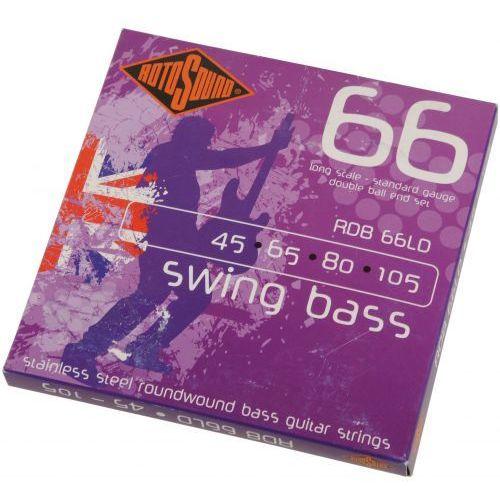 Rotosound RDB66LD Swing Bass 66DB struny do gitary basowej 45-105