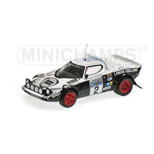 Lancia Stratos Lancia England #2 Alen/Kivimaki RAC Rally 1979 - DARMOWA DOSTAWA!!!, 5_556205