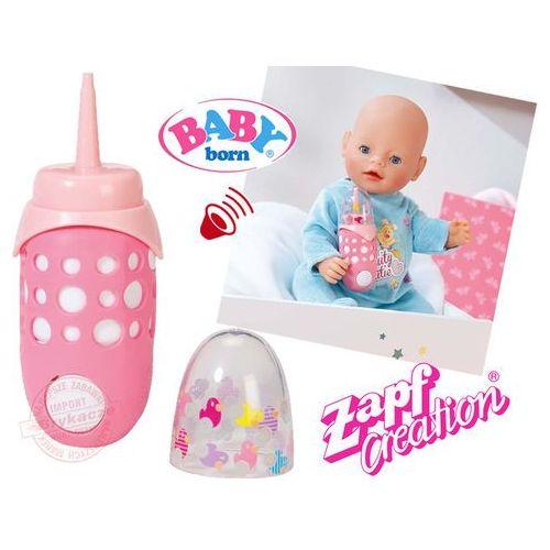 Baby Born Interaktywna Butelka z Dźwiękiem - HITY WiecejZabawek.pl. Szybka wysyłka - 100% Zadowolenia. Sprawdź już dziś! (4001167822104)