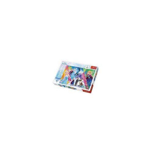 Trefl Puzzle 260 elementów - kraina lodu, magiczne wspomnienia - poznań, hiperszybka wysyłka od 5,99zł!