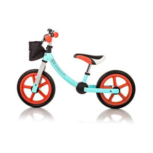 Kinderkraft  rowerek biegowy 2way next niebieski, kategoria: rowerki biegowe