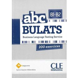 ABC Bulats B1-B2. Książka + CD Business Language Testing Service (9782090381863)