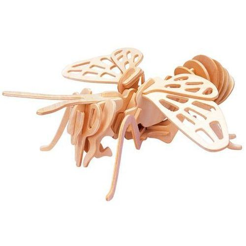 Eureka Łamigłówka drewniana gepetto - trzmiel (bumblebee)
