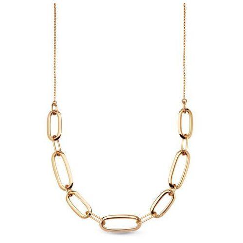 Malena - złoty naszyjnik marki Biżuteria yes