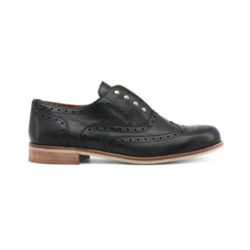 Płaskie buty damskie - teorema-48, Made in italia