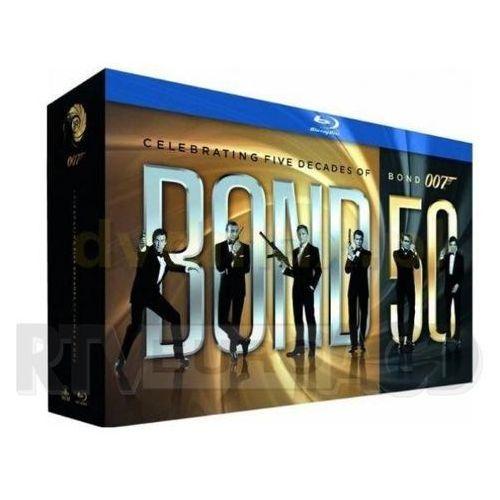 James Bond: Kolekcja 22 Filmy - produkt w magazynie - szybka wysyłka! (5013493226227)