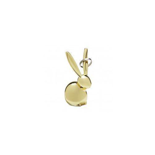 Wieszak na biżuterię Zoola Królik Brass, 82729