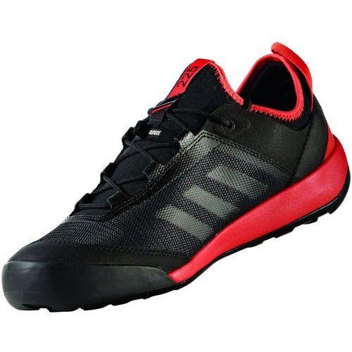 Adidas terrex swift solo buty mężczyźni czerwony/czarny 40 2/3 2017 buty turystyczne