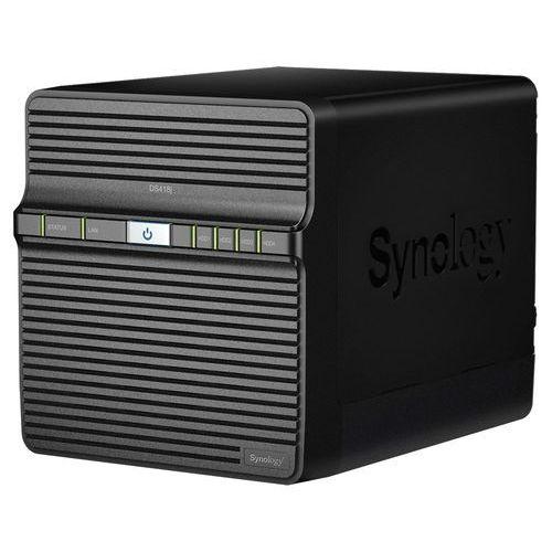 Synology Serwer nas diskstation ds418j