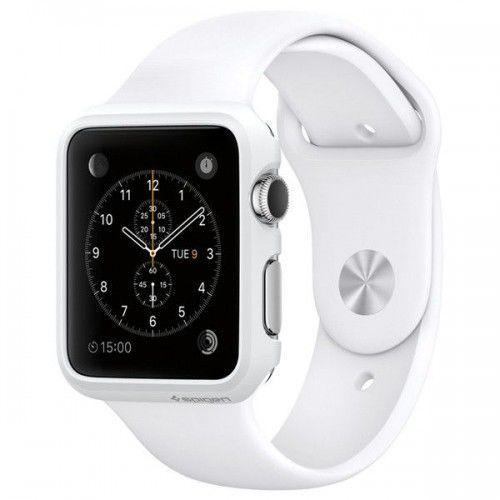 thin fit apple watch 1/2 (38mm) smooth white od producenta Spigen sgp
