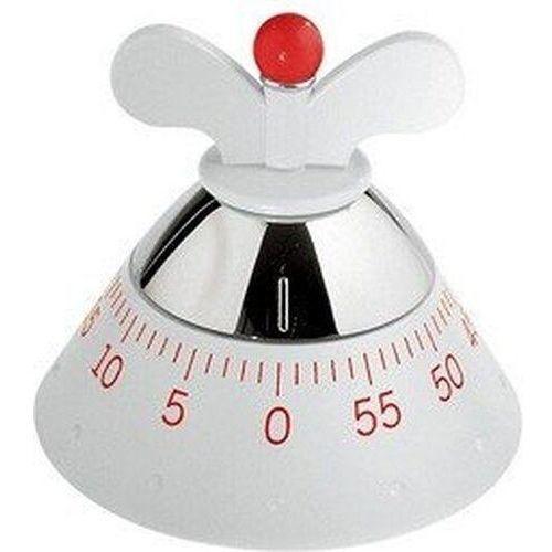 Alessi minutnik kuchenny z termoplastiku biały (a09 w) darmowy odbiór w 20 miastach! (8003299957927)