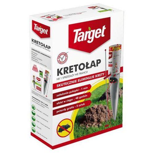 Kretołap - pozbądź się kreta zyskaj piękny trawnik