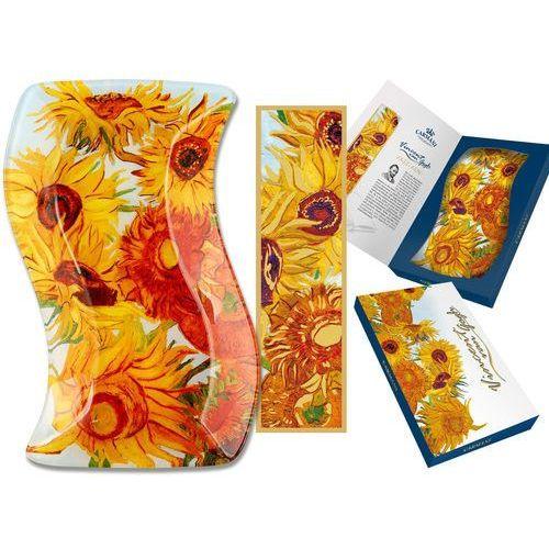 Talerz dekoracyjny Van Gogh - Słoneczniki