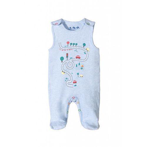 Śpiochy niemowlęce 100% bawełna 5W3519