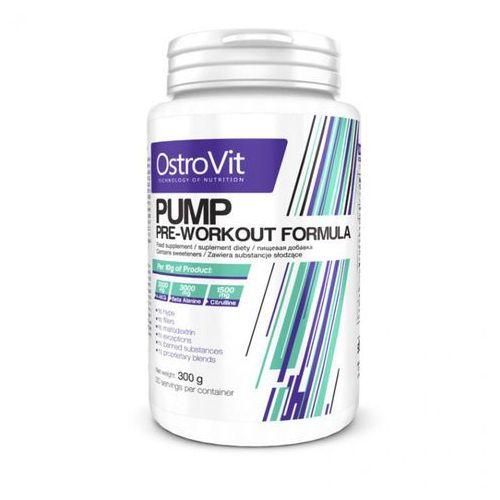 Pump pre-workout cytryna  (pojemność:: 300g) marki Ostrovit