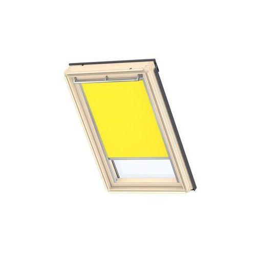 Velux Roleta zaciemniająca dkl mk06 4570s jasnożółta 78 x 118 cm