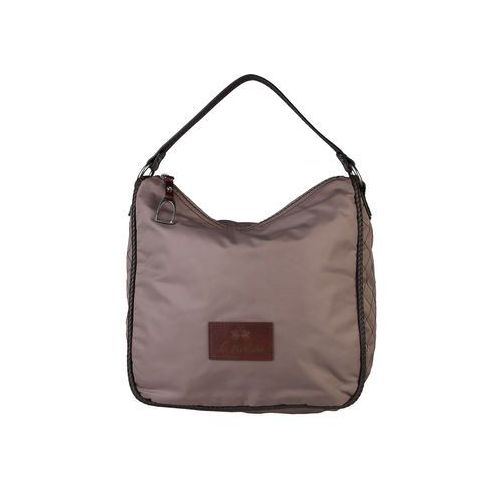 Torebka damska na ramię LA MARTINA - L23PW0320022-89, kolor brązowy