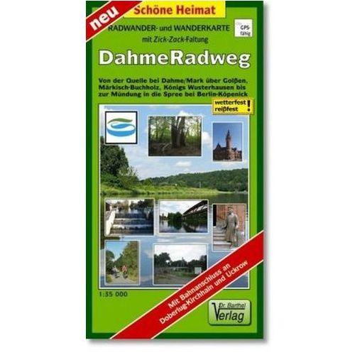 Doktor Barthel Karte DahmeRadweg