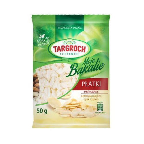 Targroch 50g migdały płatki marki Tar-groch-fil sp. filipowice 161, 32-840 zakliczyn, polska, dystrybuto